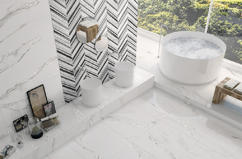 Ibero - Selecta Carrara White Plus